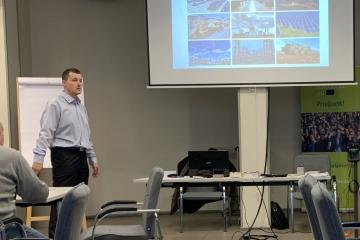 """UAB """"BK Grupė"""" su UAB """"FORTEZA"""" palaikymu organizavo eilinius seminarus Lietuvoje!"""