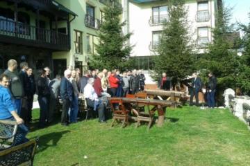 Seminaras Rumunijoje